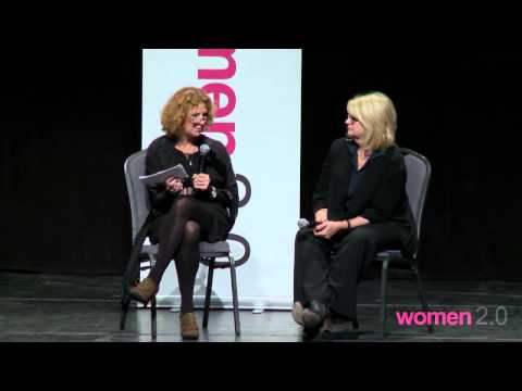 PITCH NYC 2012 KEYNOTE: STARTUP TALES FROM THE ONLY WOMEN-OWNED AND OPERATED TV NETWORK