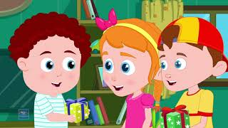 Stick And Stones | Schoolies | Songs for kids