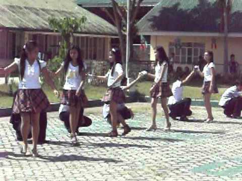San Anton Nat'l High School Students