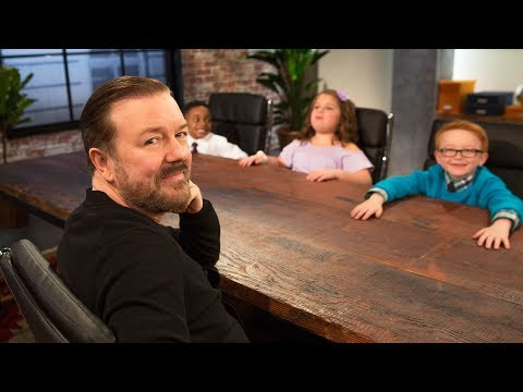 'Child Support' Ricky Gervais Interview