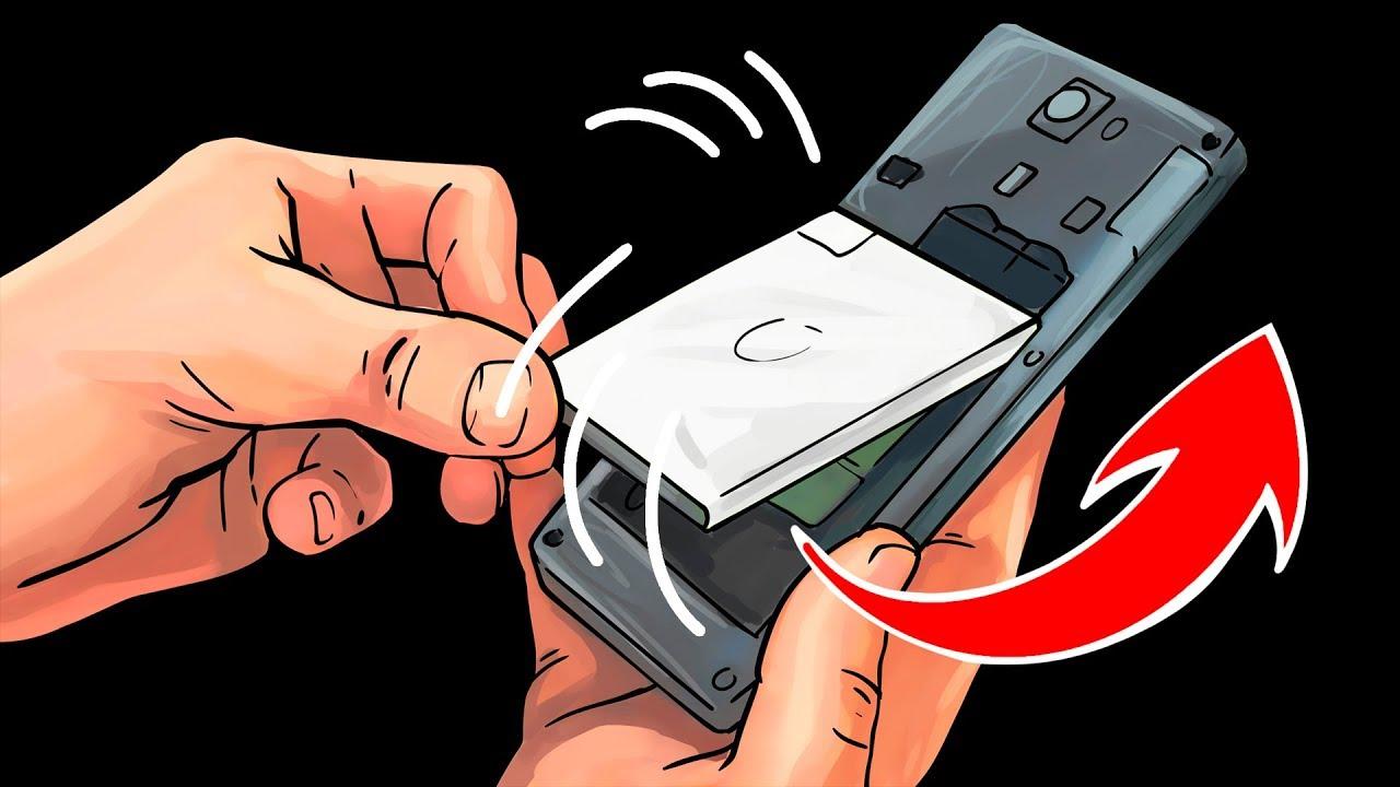Download Dlaczego w telefonach nie ma już wyjmowanych baterii