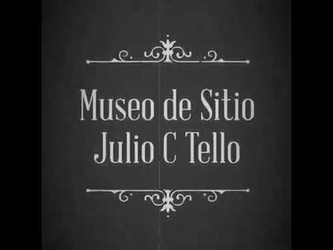 Museo de Sitio Julio C Tello