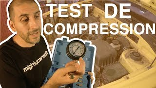 Test de Compression d'un moteur essence 🚕Hyundai Accent 2002 Embrayage Ep.2