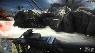 Battlefield 4 - Radeon R9 290 - Ultra settings @ 1440P - Nansha Strike