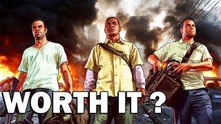 Is GTA 5 Worth It In 2018?