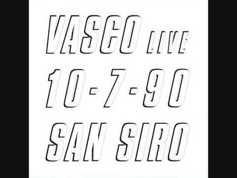 Vasco Rossi-Dormi dormi (live San Siro 10-07-90)
