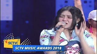 Via Vallen - Sayang | SCTV Music Awards 2018