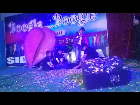 Eegha dance at boogie boogie season 3