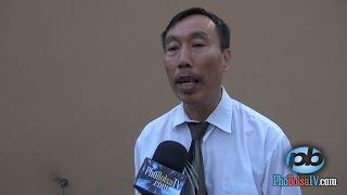 """Nguyễn Kim Bình: """"Phải tôn trọng quyền của người bất đồng ý kiến với mình."""""""