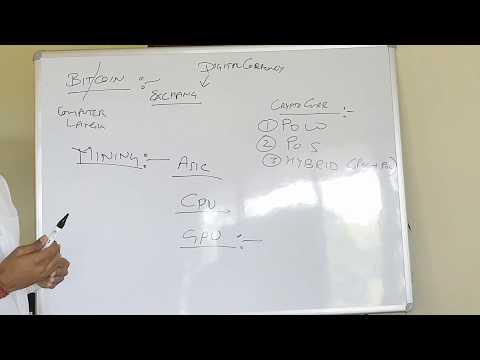 BITCOIN & BITCOIN GOLD MINING इस वीडियो को देखे, LIKE ,SUBSCRIBE करके आप हर रोज $1000 कमा सकते है
