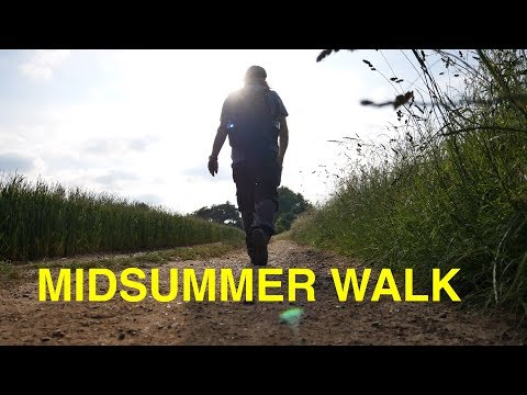 The Most Beautiful Walk? - Roydon to Ware Hertfordshire