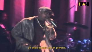 2Pac - Dear Mama (En Directo) - (Subtitulado)