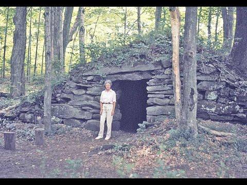 American Stonechambers & Mystery Stone Walls of New England, Celtic Origins?