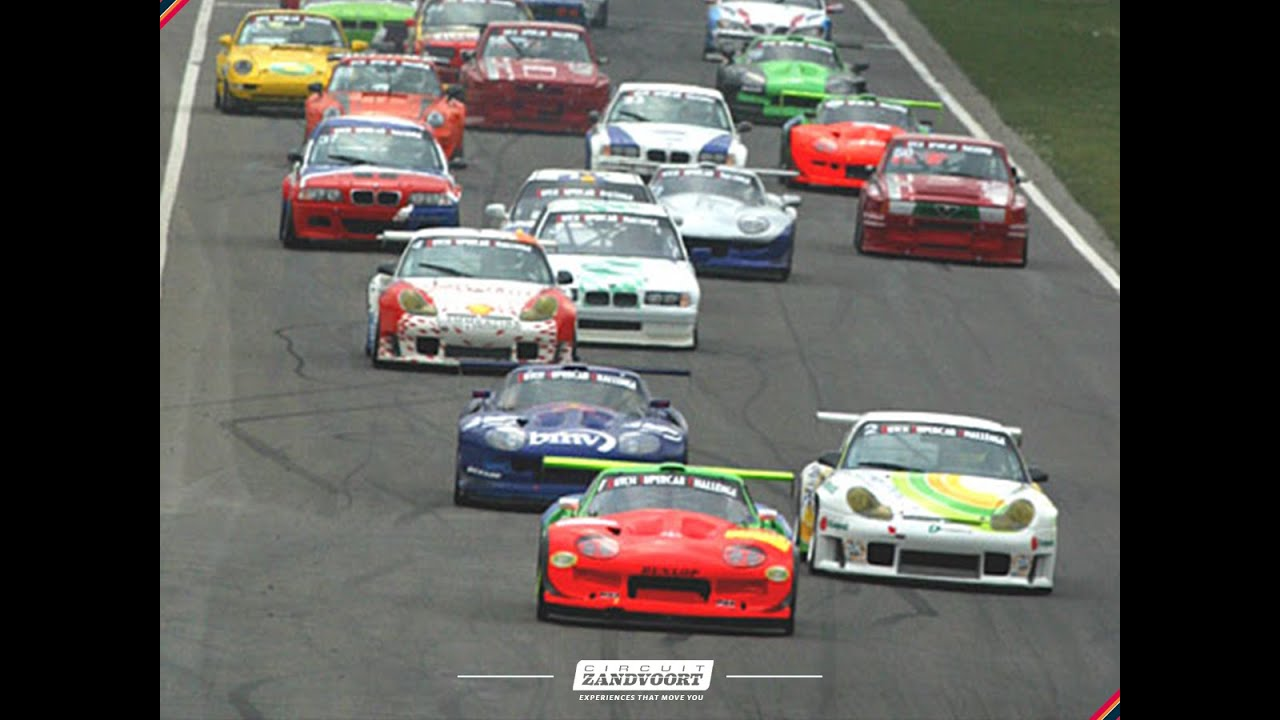Throwback: Easter Races 2003 | Dutch Supercar Challenge at Circuit Zandvoort