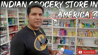Biggest Indian Grocery Store In Usa || Indian In America || Sunty Dreams