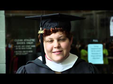 Class of 2015 graduates talk about what they will do following Commencement