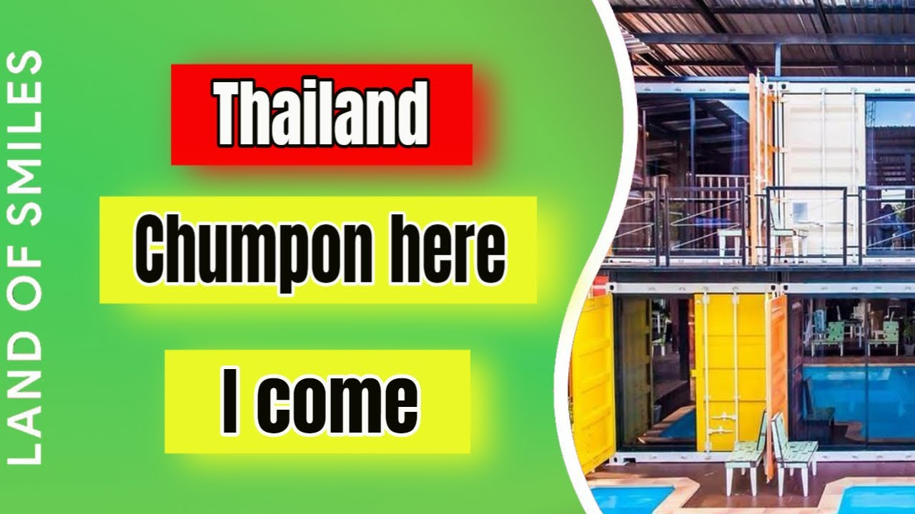 I'm OFF for a Break in Chumpon Thailand without the Mrs (2020)