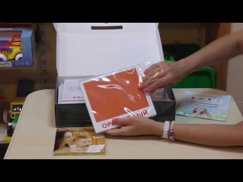 Подарочный МЕГА чемодан 23 набора + книга Вундеркинд с пеленок