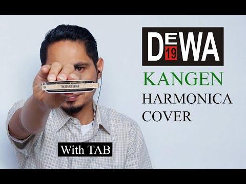 Dewa 19 - Kangen Harmonica Cover
