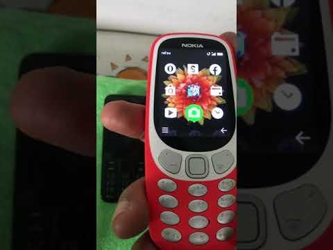 Nokia 3310 vs Nokia 208 vs Samsung Hero