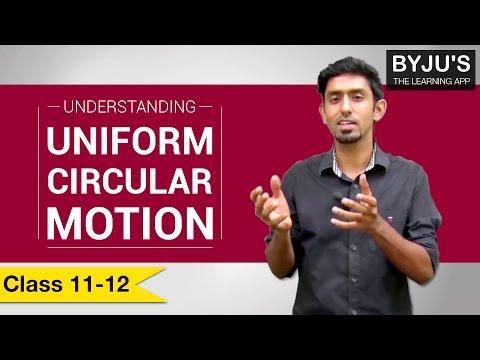 Class 11 12   Understanding Uniform Circular Motion