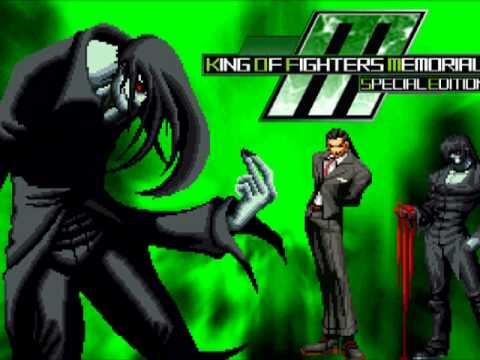 Kof memorial level 2 Final boss Element theme