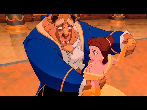 BEAUTY AND THE BEAST All Movie Clips (1991)