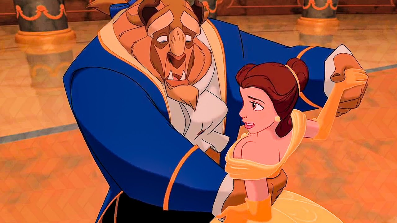 Download BEAUTY AND THE BEAST All Movie Clips (1991)