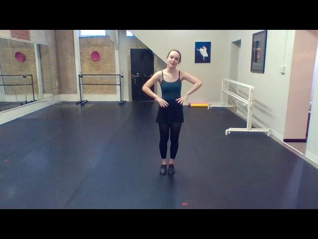 Miss Sarah Tap II 4/16