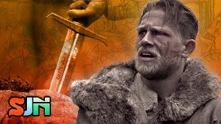 Guy Ritchie's King Arthur: Legend of the Sword Teaser Reaction