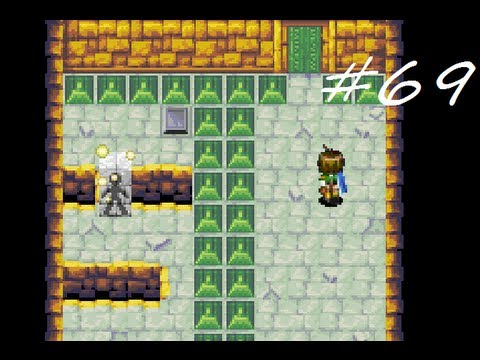 Let's Play Golden Sun: The Lost Age #69 - Anemos Inner Sanctum
