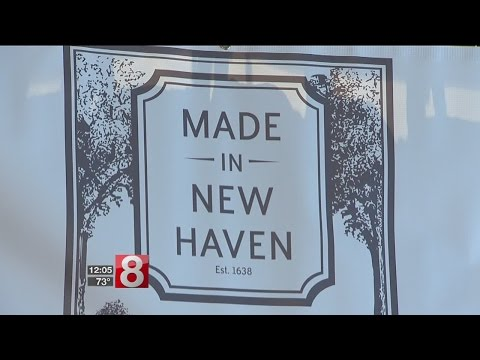 One year anniversary celebrating 'Made in New Haven' - Dauer: 2 Minuten, 25 Sekunden