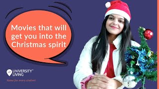 BEST CHRISTMAS MOVIES TO WATCH | CHRISTMAS SPECIAL🎅🏻 | CHRISTMAS 2020 | STUDY ABROAD #merrychristmas