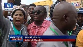 Lagos APC Governorship Primary: The Ambode-Sanwo-Olu Contest Pt.2  Politics Today 