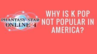 Why Is Korean Pop Not Popular In America?
