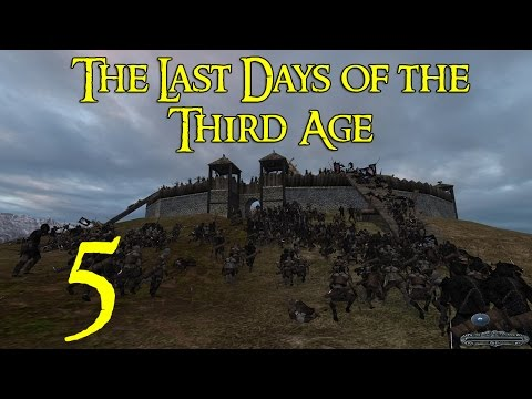 M&B: Warband (The Last Days 3.3 - Mordor) Before the Great War #5 - 동영상