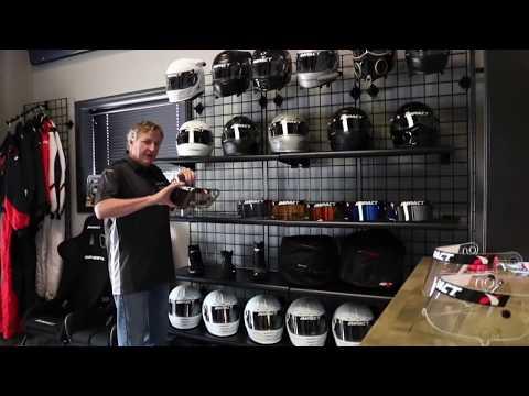 Impact Racing Tech Corner: Helmet Shields