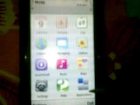 Theme Effect Nokia 5800 XpressMusic