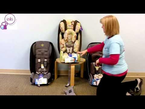 Sunshine Kids Car Seats | Isis Parenting - YouTube