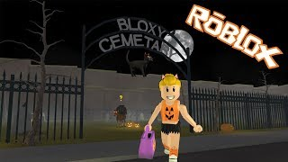 Roblox: Halloween Notte Trucco o Trattare - Cat e Ghost Missioni