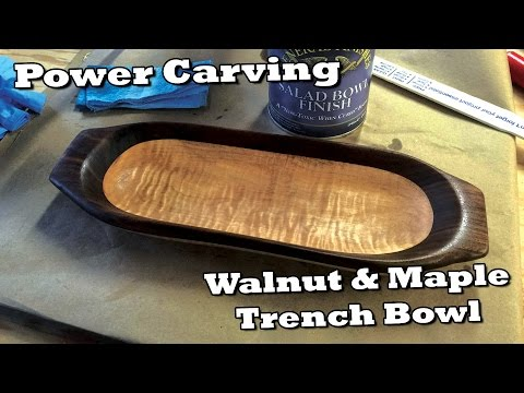 power-carving-a-trench-bowl