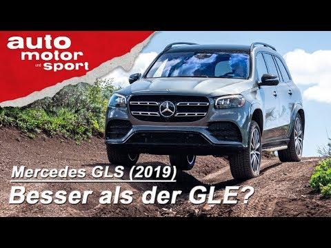 Neu: Mercedes-Benz GLS (2019) Ein echter Luxus-SUV? | Review | auto motor und sport