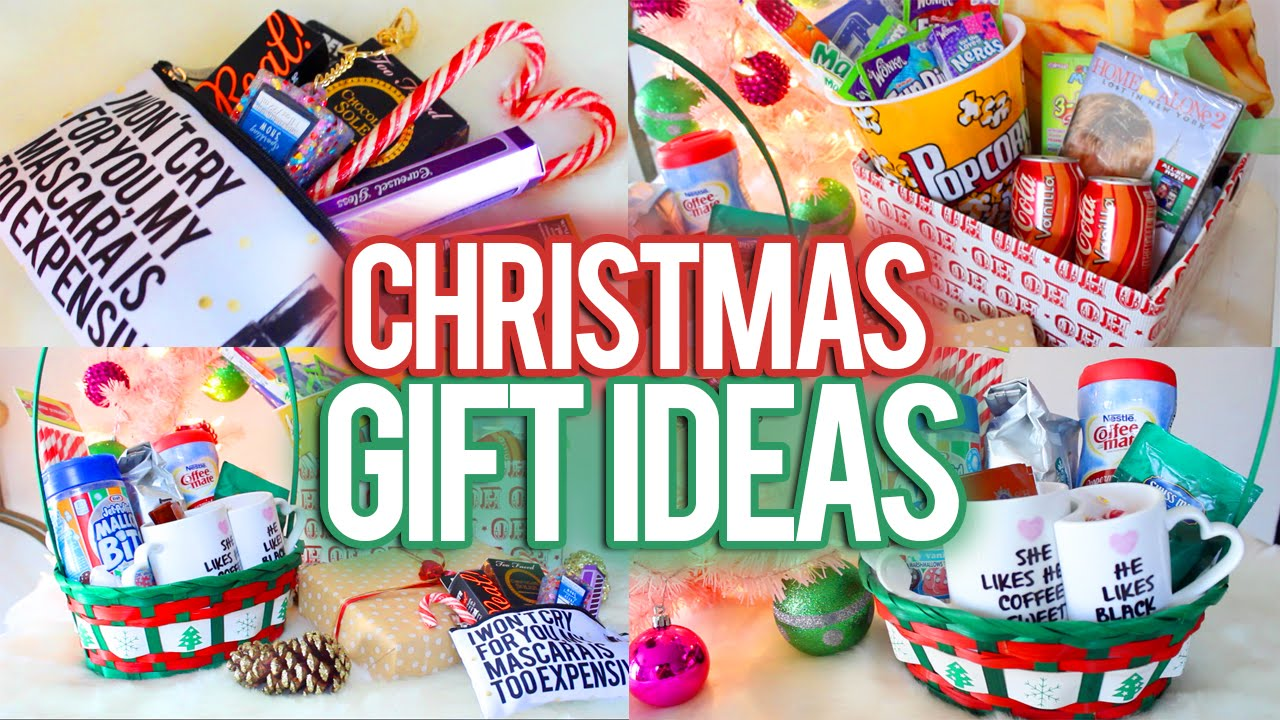 CHRISTMAS GIFT IDEAS! - YouTube