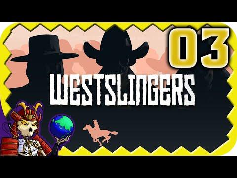 WESTSLINGERS   The great train robbery   03   Let's Play Westslingers Gameplay