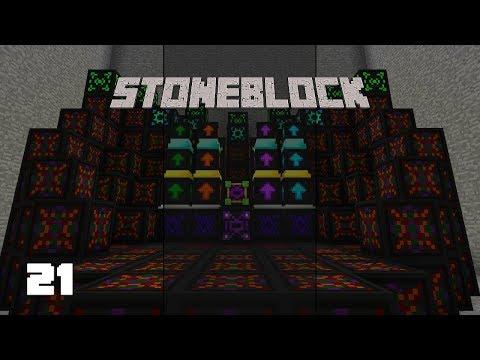 FTB Stoneblock 2 | Dragon Egg Farm! | E12 (FTB Stoneblock 2