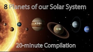 Planet Song for Kids/Solar System Song for kids