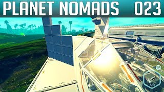 PLANET NOMADS #023 | Probleme mit dem Cockpit | Gameplay German Deutsch thumbnail