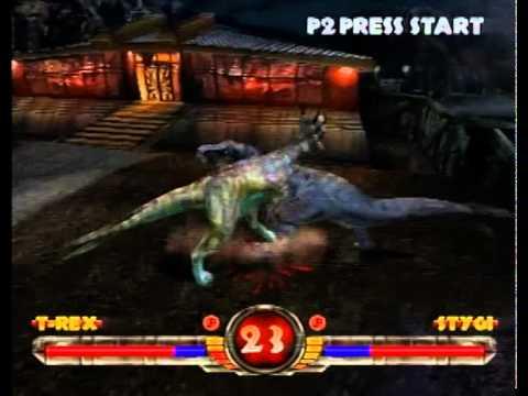 Warpath: Jurassic Park PS1 Gameplay