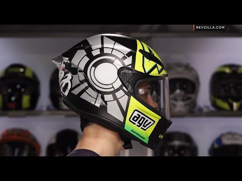 Thumbnail for AGV Corsa Helmet Review