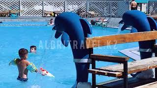 Аквамарин Алаколь видео. Видео территории,пляжа Аквамарин Резорт. Обзор гостиницы Aquamarine Resort